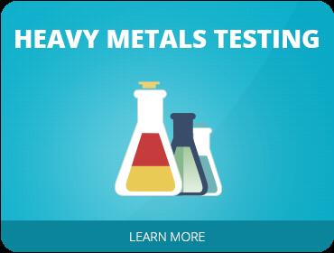 Cannabis Heavy Metal Testing
