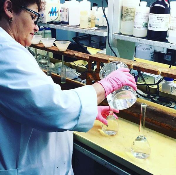 Certified Marijuana Testing Laboratory