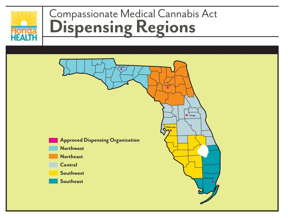Florida-CBD-Map